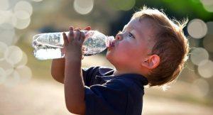 tisztitott viz